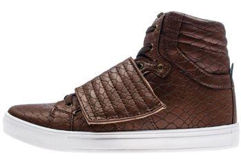 Hneda pánska obuv BOLF 3031