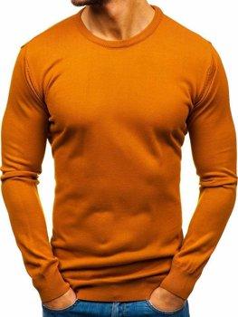 Kamelový pánsky sveter BOLF 2300