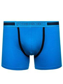 Modré pánske boxerky BOLF G506