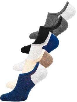 Farebné pánske ponožky Bolf X10170-5P 5KS