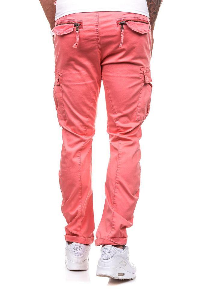 Růžové pánske kapsáče BOLF 8380 6bfc364ae77