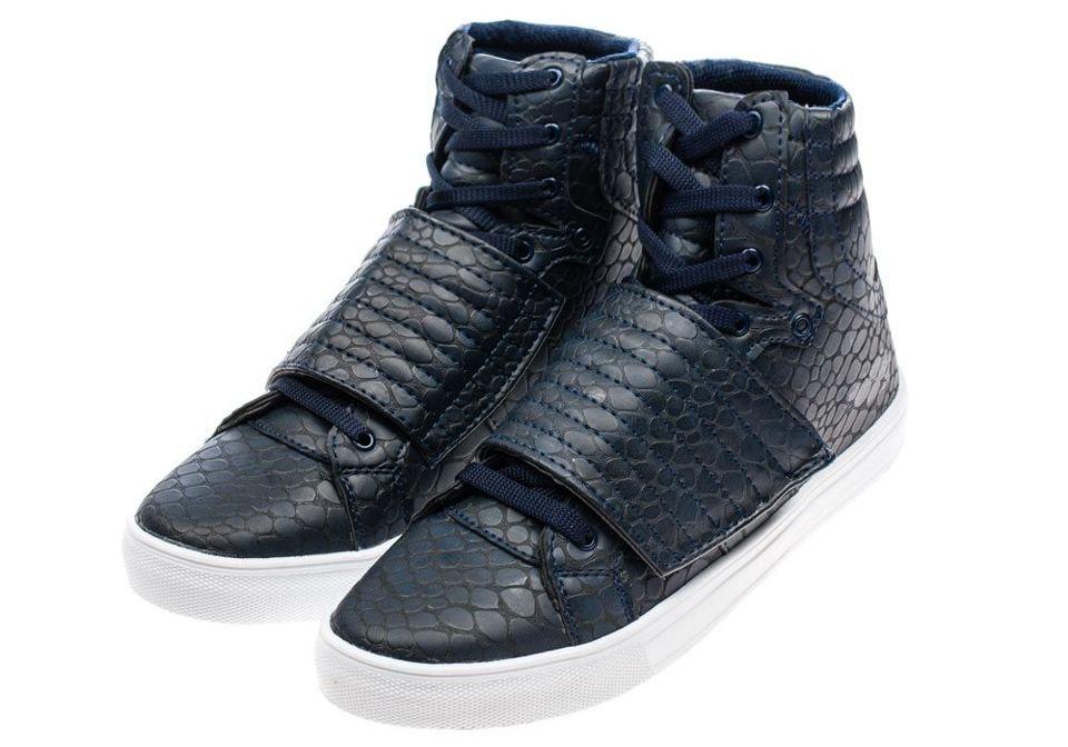 329f83d38 Tmavomodrá pánska obuv BOLF 3031