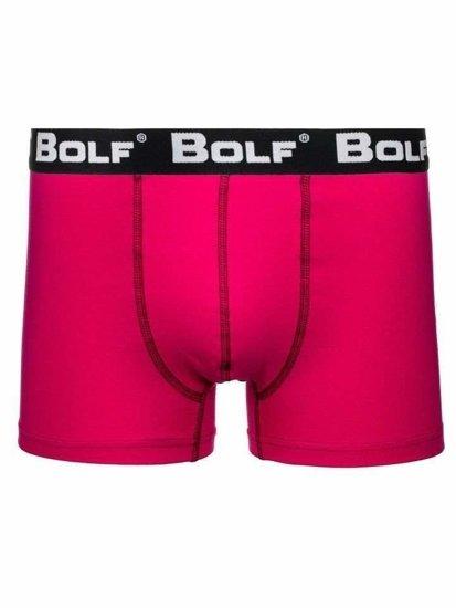 Farebné pánske boxerky BOLF 0953-4P 4 KS