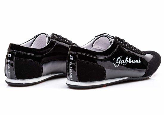 Pánska obuv Bolf 611 čierna lesklá