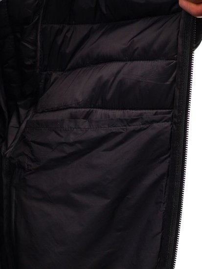 Zelená maskáčová pánska športová prechodná bunda Bolf LY1001-1