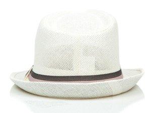 78f79659c Previous. Biely pánsky klobúk BOLF ...